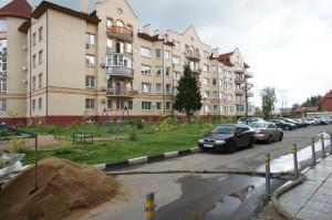 стяжка пола в Звенигороде