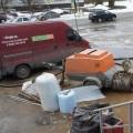 подготовка оборудования к устройству стяжки