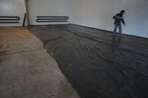 подготовка к армированию стяжки