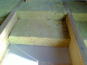 минеральная вата для деревянного пола