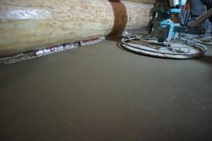 шлифовка цементно-песчаной поверхности