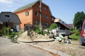 цементная стяжка в Коломне