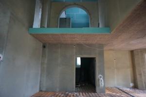 цементная стяжка в частном доме