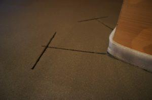 деформационные швы на стяжке