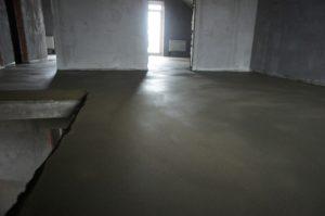 цементно песчаная стяжка пола Дмитров