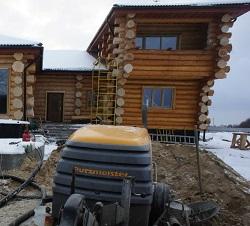 стяжка пола в деревянном доме Красногорский район