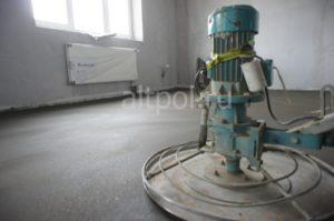 Механизированная стяжка пола цена за м2 Солнечногорск