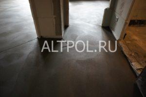Стяжка полов цены за квадратный метр Климовск