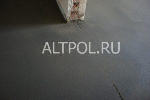 Стяжка пола в деревянном доме Сергиево-Посадский район