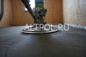 Механизированная стяжка Шатурский район