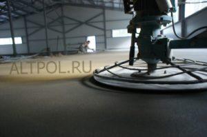 Устройство стяжки пола цена за м2 Пушкино