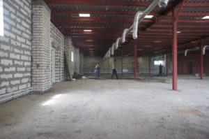 Цементная стяжка пола Ногинский район