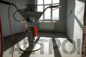 стяжка пола цена метр материалом Орехово-Зуево