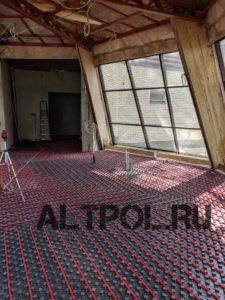стяжка Воскресенск ALTPOL