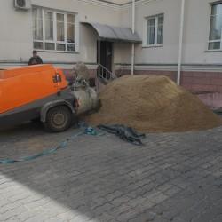 подготовка оборудования и материалов к работе