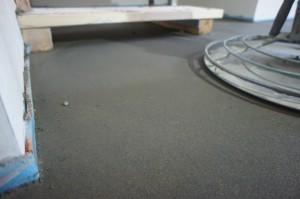 шлифовка цементной стяжки
