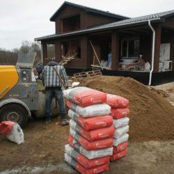 подготовка оборудования и материалов